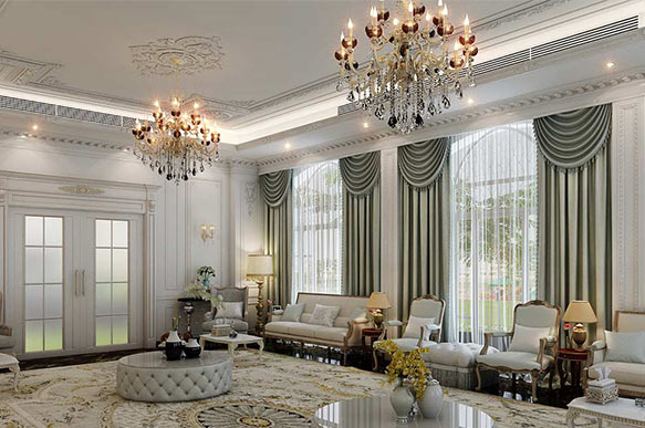 Luxury interior design company in UAE